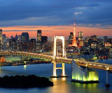 东京都, 日本