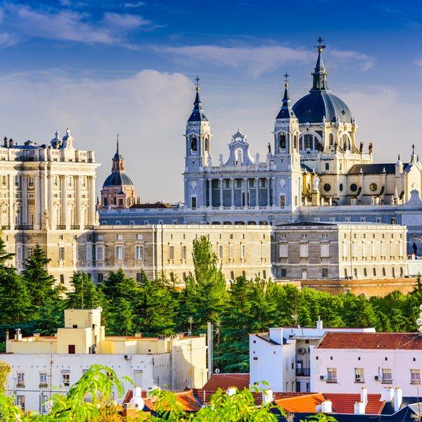 Madrid es