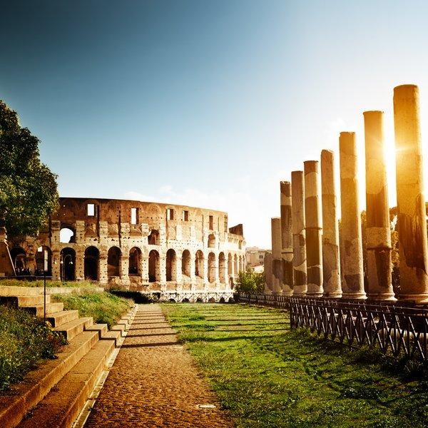Rome it