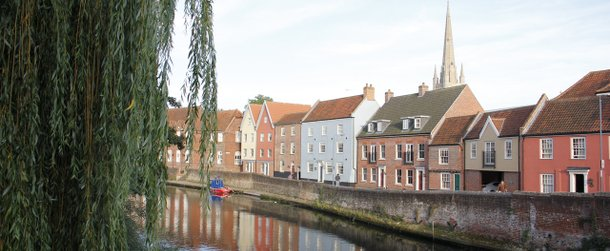 Norwich (Royaume-Uni)‎